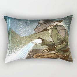 Dragon Age Inquisition - Cole - Charity Rectangular Pillow
