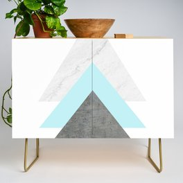 Arrows Collage Credenza