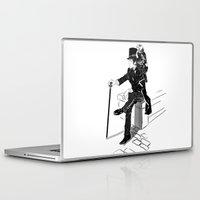 victorian Laptop & iPad Skins featuring Victorian by Cassandra Jean