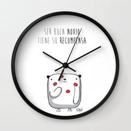 OPI RECOMPENSA Wall Clock
