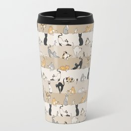 Cat & Mouse Travel Mug