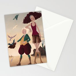 Aren and Than Stationery Cards