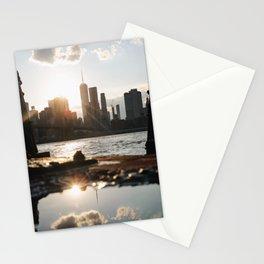 New York Reflection Stationery Cards