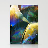 bubble Stationery Cards featuring Bubble by Lia Bernini