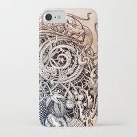 antique iPhone & iPod Cases featuring Antique by Irina Vinnik