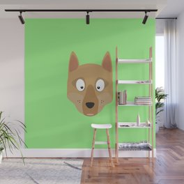 Sheep Dog T-Shirt for Women, Men and Kids Wall Mural
