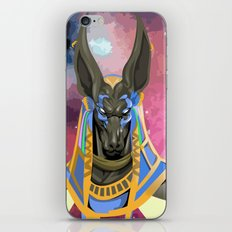 Anubi iPhone & iPod Skin