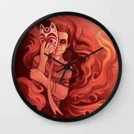 Nogitsune Wall Clock