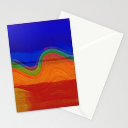Venus Wind Stationery Cards