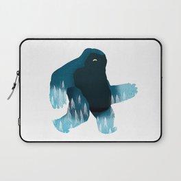 Yeti at Night Laptop Sleeve