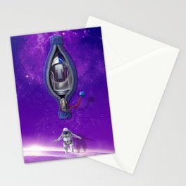 """""""Stratos""""  Stationery Cards"""