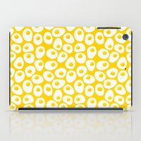 egg iPad Cases featuring EGG by JESSICAXYL