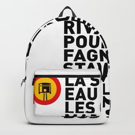 Spa Francorchamps Backpack