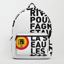 Spa Francorchamps Backpack