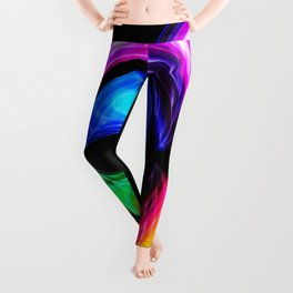 Abstract Perfection 18 Leggings