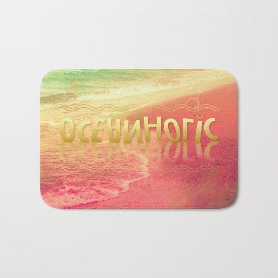Beach Waves III - Oceanholic Bath Mat