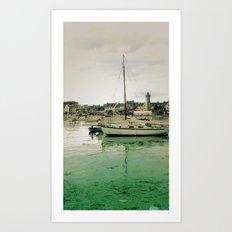 Brittany Art Print