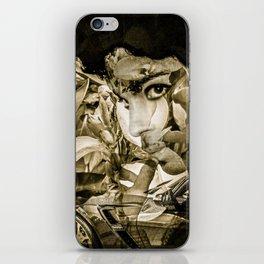 "Vette Series 2: Wild Thing, Blk & Wht"" iPhone Skin"