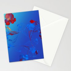 Flower in the Mind Stationery Cards