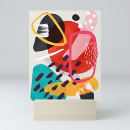 Mikah Mini Art Print