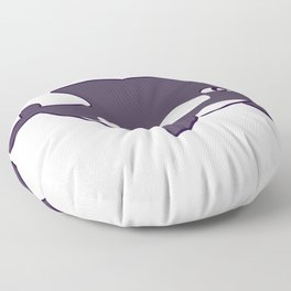 Whales Save The Whales Vintage Whale Watching Ocean Snorkeling Adventure Sea Life Fish Dolphin Floor Pillow