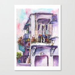 20140109 Seng Poh Lane, Tiong Bahru Canvas Print