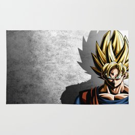SSJ Goku Dragon Ball Rug