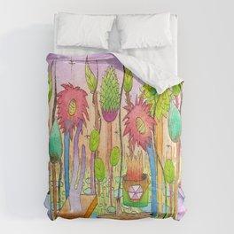 Dream Garden 2 Comforters
