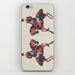 Parade iPhone Skin