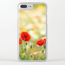A song for all seasons. Clear iPhone Case