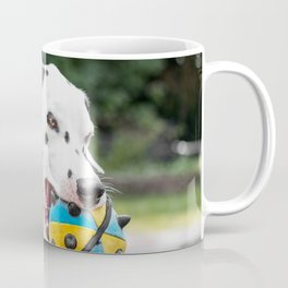 Snowflake playing Coffee Mug