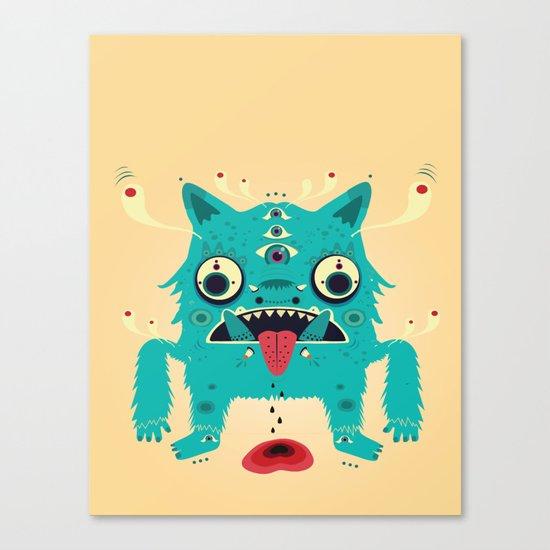Creature n0#33 Canvas Print