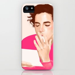 Bad Days, Cole Sprouse. iPhone Case