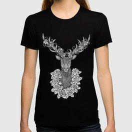 A Deer Portrait by Kent Chua T-shirt