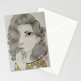 Girly Girl Stationery Cards