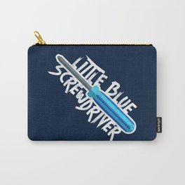 Little Blue Screwdriver Carry-All Pouch