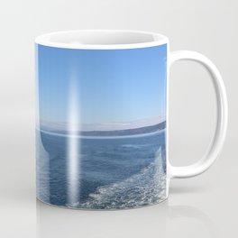 Edmonds-Kingston Ferry, WA Coffee Mug