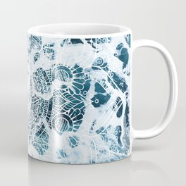 Ocean Mandala - My Wild Heart Coffee Mug