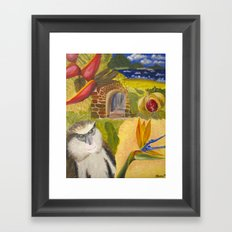 Scenes of Grenada Framed Art Print