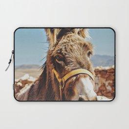 Donkey photo Laptop Sleeve