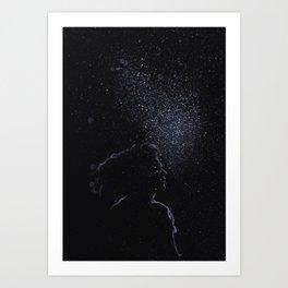 Harry Styles (the Whale) Art Print