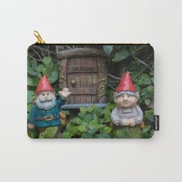 Welcome Gnome Carry-All Pouch