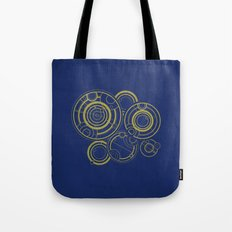 The Doctor's Past Tote Bag