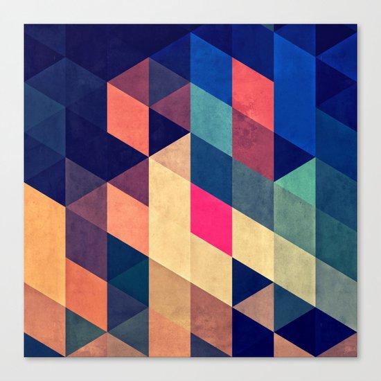 wyy Canvas Print