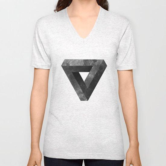 Lunar Unisex V-Neck