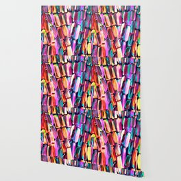 Neon Sugarcane Dark Wallpaper