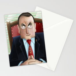 Salvation Lies Within Stationery Cards
