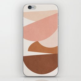 Abstract Stack II iPhone Skin