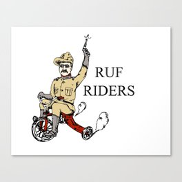 RUF RIDERS Canvas Print