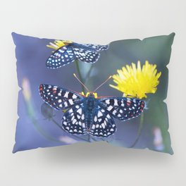 The Checkerspot Couple Pillow Sham